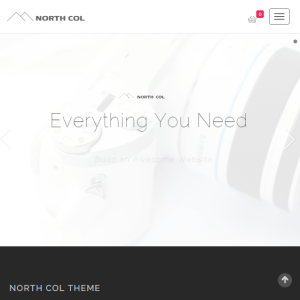 North col -Multipurpose Responsive WordPress theme