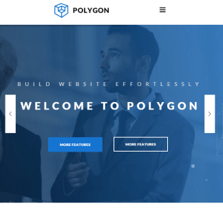 Polygon - Powerful Multipurpose Responsive WordPress theme.