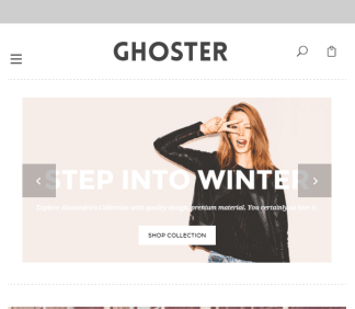 Ri Ghoster - Multipurpose Creative WP theme