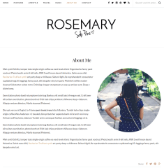 RoseMary-WordPress