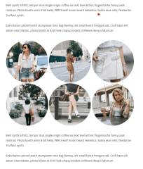Rounded Gallery Images – Smartblog Theme