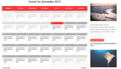 Ruxen Events Page