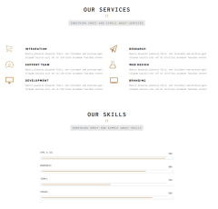 Services Page – Empro