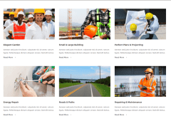 Services of Construct theme