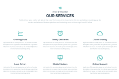 Services of Pulse theme