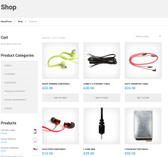 Shop Page – RepairPress