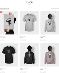Shop Page – TopPic