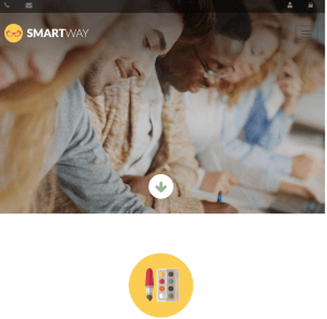 Smartway - Responsive Education WordPress theme