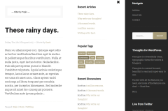 Thoughts Articles Page