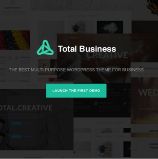 Total Business Theme