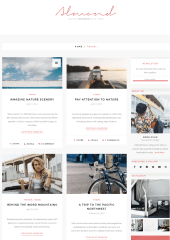 Travel Page – Almond