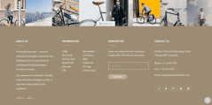 Velo Footer