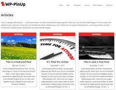 WP-PinUp Articles Page