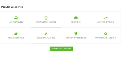 WorkScout Categories Page