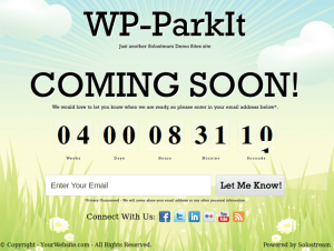 Wp-Parkit-Wordpress