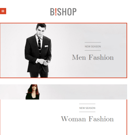 Bishop - Ecommerce WP Theme