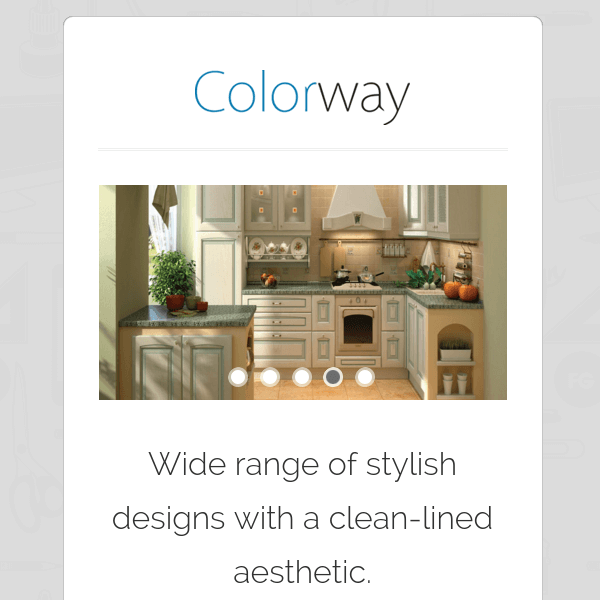 COLORWAY V3 - WORDPRESS RESPONSIVE THEME