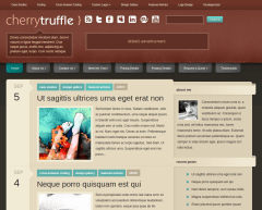 Home Page of CherryTruffle