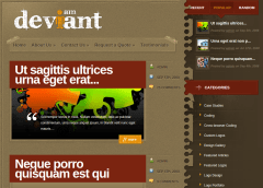 Home Page of Deviant