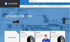 Home Page of Luxicar