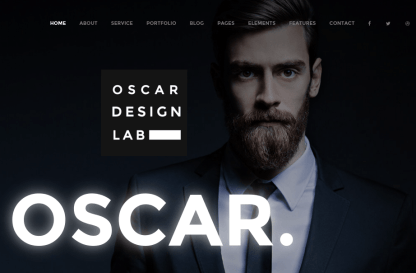 Home Page of Oscar