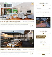 Luxor – news page