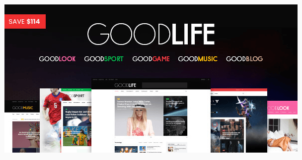 Social Preview of GoodLife