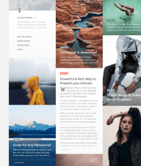 Thirds – Homepage
