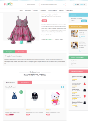 Baby and kids store – Kids clothes