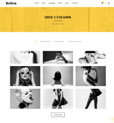 Bolina – Gallery Grid 3-column