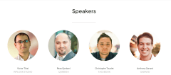 Conference – speakers