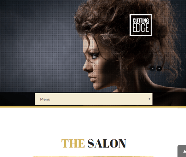 Cutting Edge – Health and Beauty WP theme