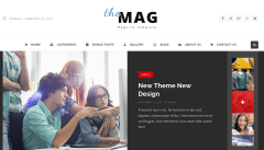 Home Page of TheMag