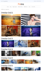 PixLine – Gallery Layouts