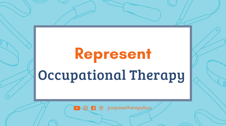 Purpose Therapy Box Occupational Therapy