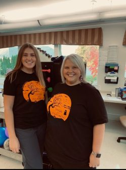Occupational Therapy Assistants Halloween
