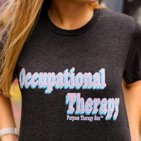Occupational Therapy Vibes Shirt