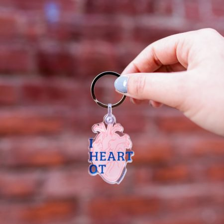 Occupational Therapy Key Chain