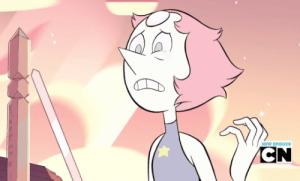 pearl sad