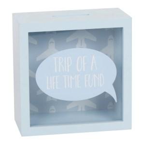 Trip Of A Lifetime Fund Money Box