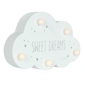 Sweet Dreams LED Cloud