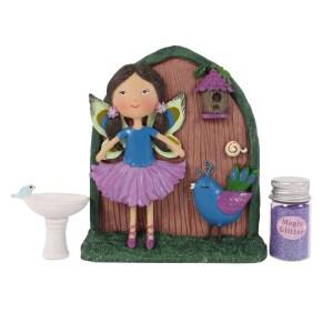 Phoebe and Teal Fairy Door Gift Set