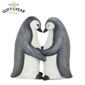 Penguin Partners For Life Ornament