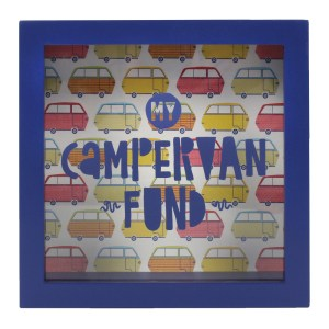 Campervan Fund Money Box