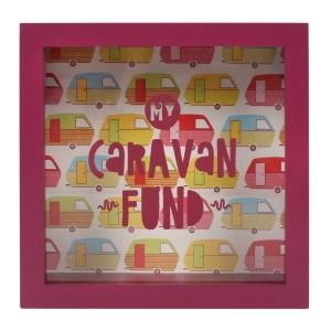 Caravan Fund Money Box