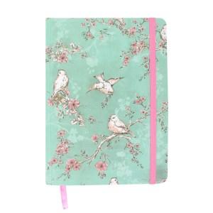 Rustic Romance A5 Notebook