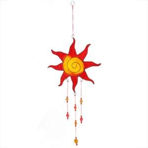Red/Yellow Suncatcher