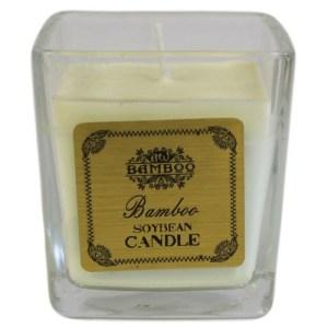 Soybean Jar Candles - Bamboo