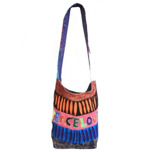 Peace & Love Bags (asst des)