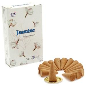 Jasmine Cones